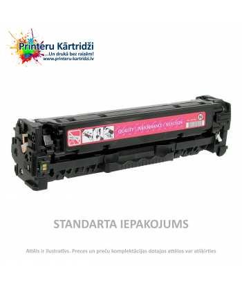 Картридж HP 304A Красный (CC533A)