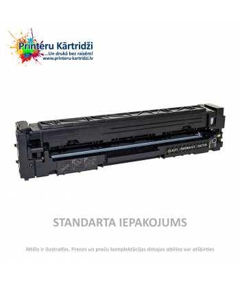 Картридж HP 201X Высокой ёмкости Чёрный (CF400X)