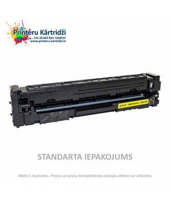 Kārtridžs HP 201X Augstas ietilpības Dzeltens (CF402X)