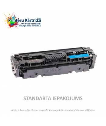 Картридж HP 411X Высокой ёмкости Синий (CF411X)