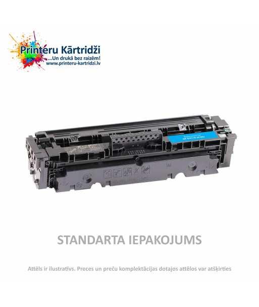 Kārtridžs HP 411X Augstas ietilpības Zils (CF411X)