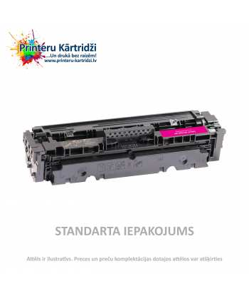 Cartridge HP 413X High capacity Magenta (CF413X)