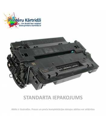 Картридж HP 55X Высокой ёмкости Чёрный (CE255X)