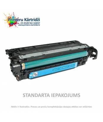 Картридж HP 504A Синий (CE251A)