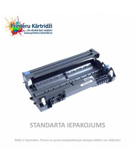 Cilindra Bloks Brother DR-2000 Melns