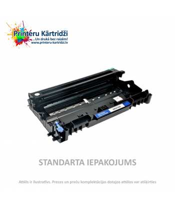 Cilindra Bloks Brother DR-2100 Melns