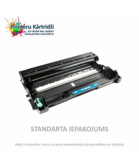 Cilindra Bloks Brother DR-2200 Melns