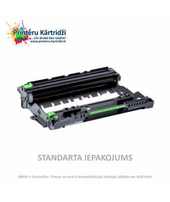Cilindra Bloks Brother DR-2400 Melns