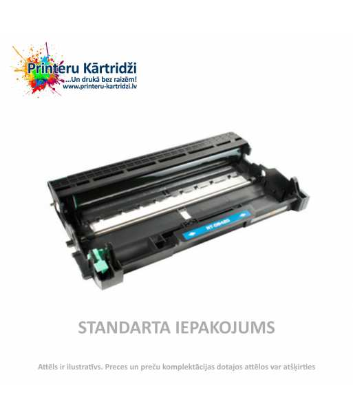 Cilindra Bloks Brother DR-3100 Melns