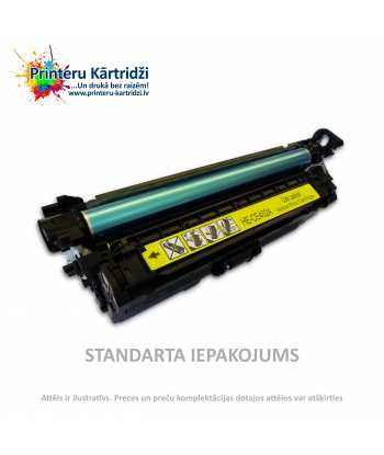 Cartridge HP 507A Yellow (CE402A)