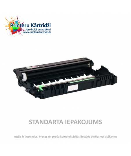 Cilindra Bloks Brother DR-2300 Melns