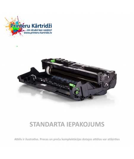 Cilindra Bloks Brother DR-3400 Melns