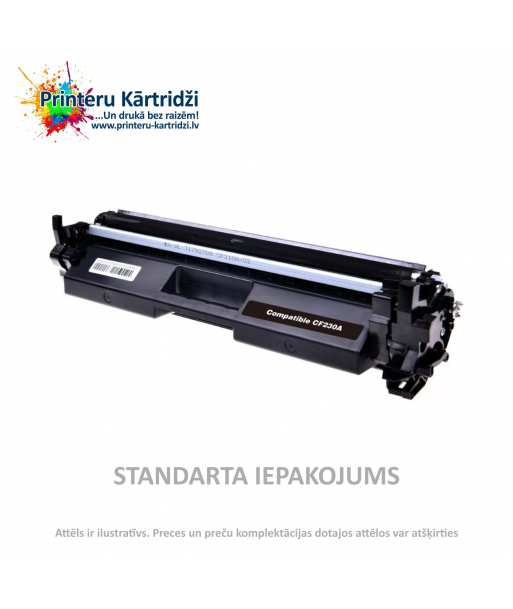 Kārtridžs HP 30A Melns (CF230A)