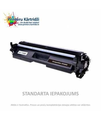 Картридж HP 30X Чёрный (CF230X)