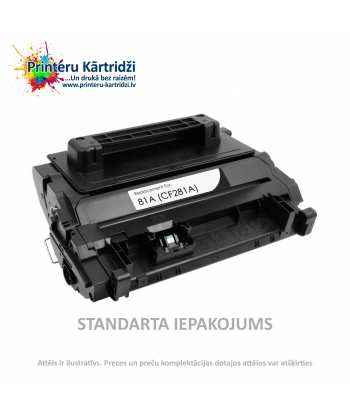 Cartridge HP 81A Black (CF281A)