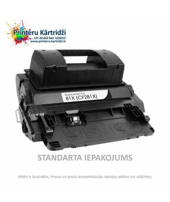Картридж HP 81X Высокой ёмкости Чёрный (CF281X)