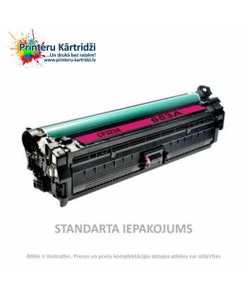 Картридж HP 625A Красный (CF323A)