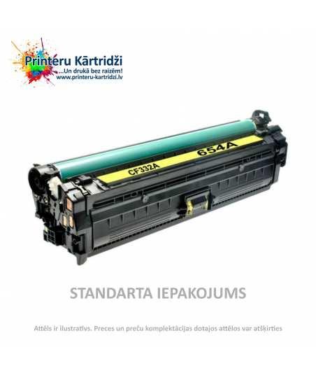 Kārtridžs HP 654A Dzeltens (CF332A)