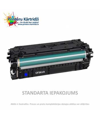 Картридж HP 508A Синий (CF361A)