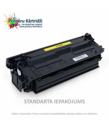 Картридж HP 508X Высокой ёмкости Жёлтый (CF362X)