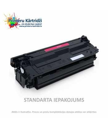 Картридж HP 508X Высокой ёмкости Красный (CF363X)