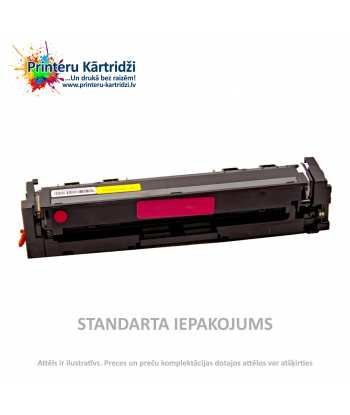 Картридж HP 203X Красный (CF543X)