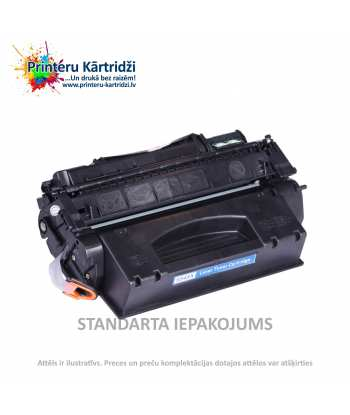 Kārtridžs HP 49X Augstas ietilpības Melns (Q5949X)