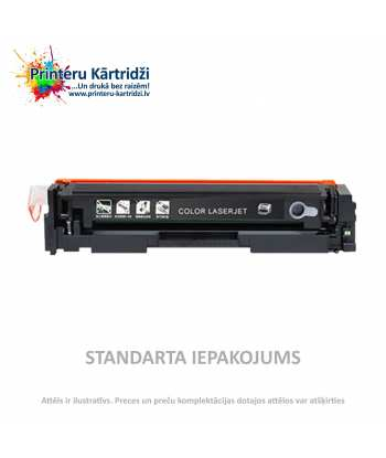 Картридж HP 415A Чёрный (W2030A)