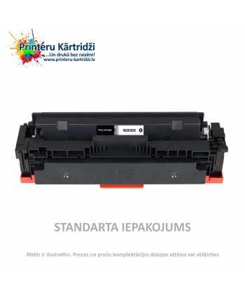 Картридж HP 415X Чёрный (W2030X)