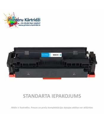 Картридж HP 415X Синий (W2031X)