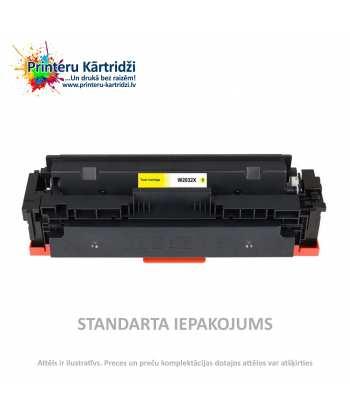 Картридж HP 415X Жёлтый (W2032X)