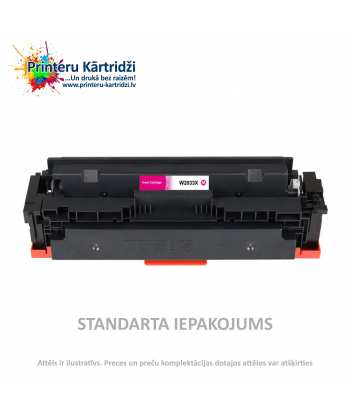 Cartridge HP 415A Magenta (W2033X)