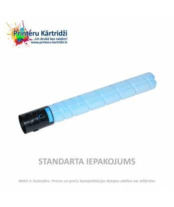 Картридж Konica Minolta TN321C Синий (A33K450)
