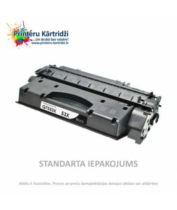 Cartridge HP 53X High capacity Black (Q7553X)