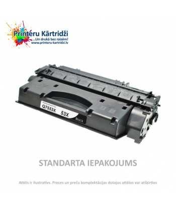 Картридж HP 53X Высокой ёмкости Чёрный (Q7553X)