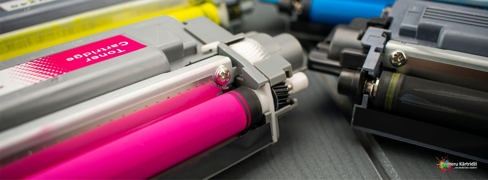 Augstas kvalitātes printeru kārtridži